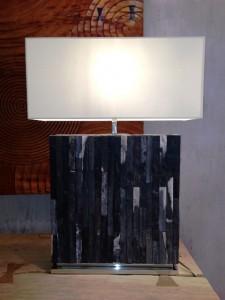 Lampe bois fossile 3